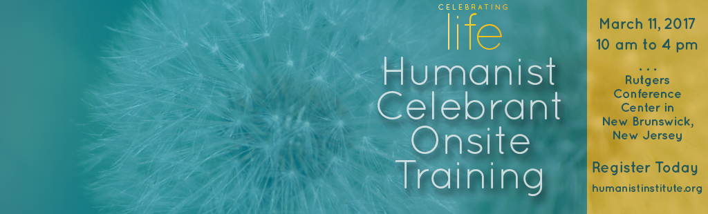 On-Site Training for Celebrants: March 11, 2017